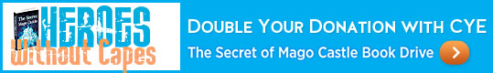 Double Your Donation with CYE