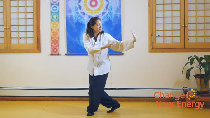 Align with The Breath Qigong