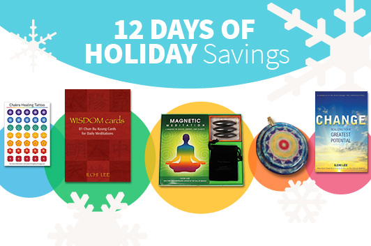 Energize Your Holidays with 12 Days of Sales
