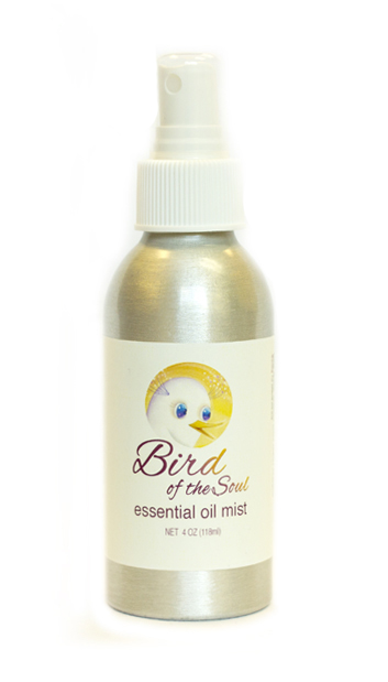 Bird of the Soul Essential Oil Mist