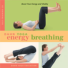 Dahn Yoga Energy Breathing (Self-Training CD)