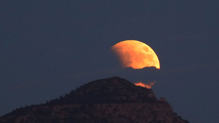 The Tao of the Supermoon