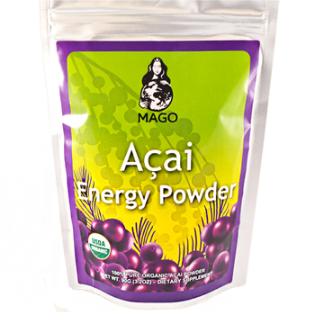 Organic Acai Energy Powder