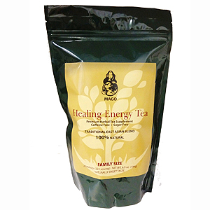 Healing Energy Tea (Family Size)